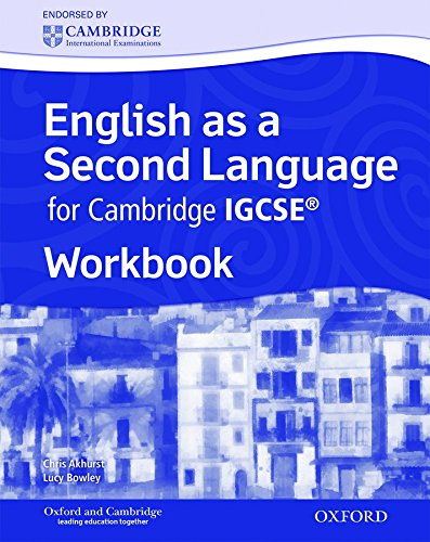 English as a Second Language for Cambridge IGCSE®: Workbook (English As a Second Language for Cambridge Igcserg)