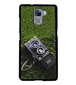 Vizagbeats Antique Camera Back Case Cover for HUAWEI HONOR 7