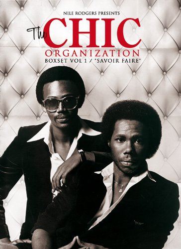 VA - Nile Rodgers Presents The Chic Organization Box Set Vol 1 - (Atlantic) - 4CD