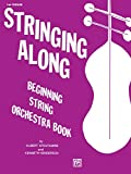 img - for Stringing Along, Level 1: 1st Violin book / textbook / text book