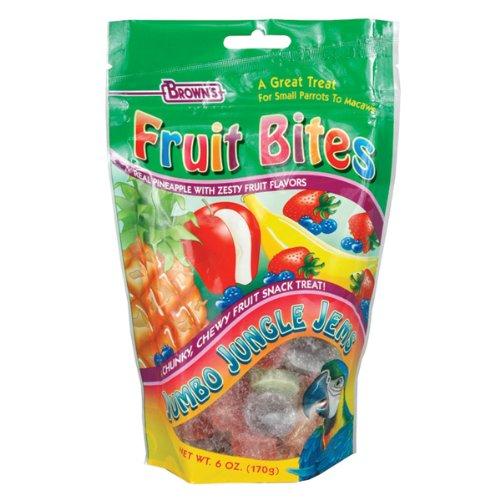 Cheap Fruit Bites – 6 ounces – Jumbo Jungle Jems (51248-8)