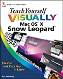 img - for Teach Yourself VISUALLY Mac OS X Snow Leopard (Teach Yourself VISUALLY (Tech)) book / textbook / text book