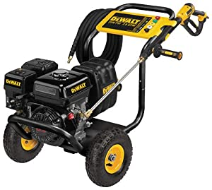 DEWALT Heavy-Duty 3100 PSI 6.5 HP Gas-Powered Pressure Washer DP3100 (Discontinued by Manufacturer)