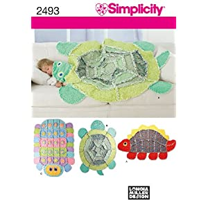 Simplicity Sewing Pattern 2493 Crafts, One Size