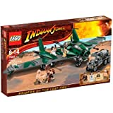 LEGO Indiana Jones Fight on the Flying Wing (7683)