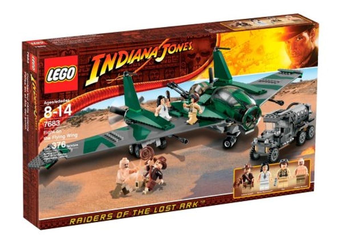[해외] LEGO INDIANA JONES FIGHT ON THE FLYING WING (7683)