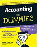 img - for Accounting For Dummies book / textbook / text book