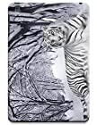 Tiger Case Cover Hard Back Cases Beautiful Nice Cute Animal hot selling cell phone cases for Apple Accessories iPad Mini # 12