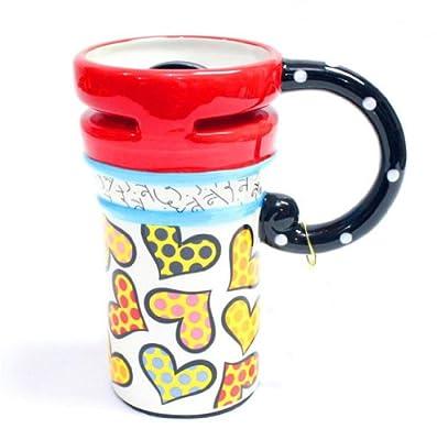 Ceramic Mug & Coaster/Lid Set by Abbey Press