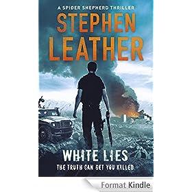 White Lies: The 11th Spider Shepherd Thriller (English Edition)