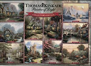 Thomas Kinkade - Painter of Light - Collector's Edition - 10 Jigsaw Puzzles - Series 5