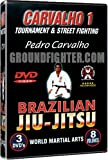Pedro Carvalho Series 1, Brazilian Jiu-Jitsu Instructional DVDs with over 300 techniques