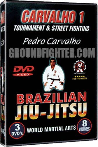 jiu jitsu dvd instructional