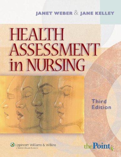 Health Assessment in Nursing W/ CD-ROM