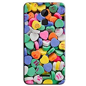 COLORFUL SWEETS BACK COVER FOR COOLPAD NOTE 3