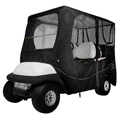 classic-accessories-fairway-golf-cart-deluxe-enclosure-black-short-roof