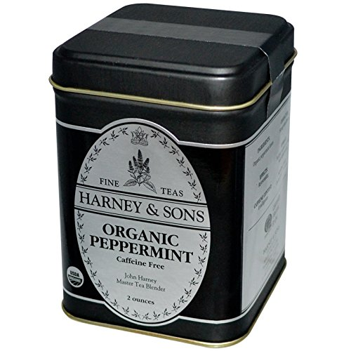 Harney & Sons Organic Peppermint Loose Tea