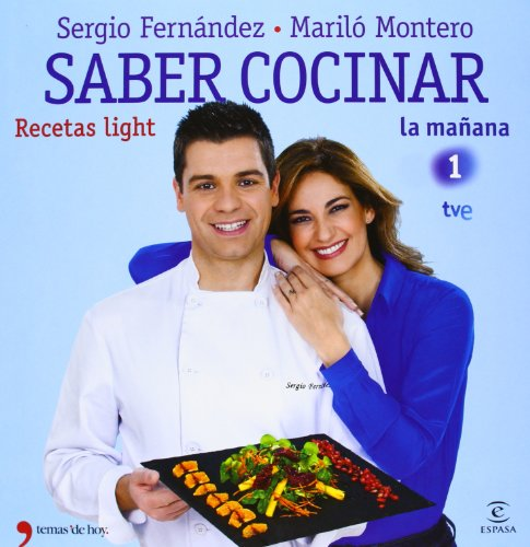Saber cocinar recetas light (Cocina (temas De Hoy))