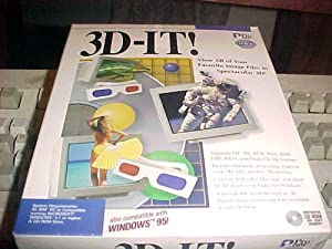 3D-IT! (Boxed with 3D Glasses) from Pro One