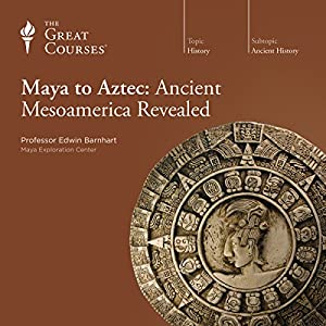 Maya to Aztec: Ancient Mesoamerica Revealed Vortrag