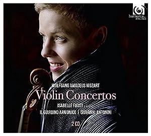 Mozart: Violin Concertos by harmonia mundi