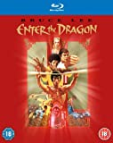 Enter The Dragon [Blu-ray + UV Copy] [1973] [Region Free]