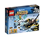 LEGO Super Heroes Arctic Batman vs Mr Freeze 76000 - Toy