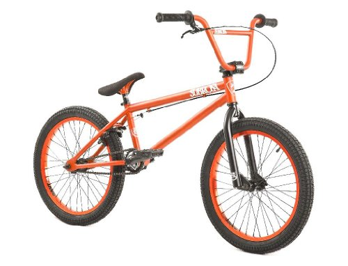 Subrosa Bikes Tiro 2013 Complete Bmx Bike Burnt Orange