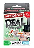 Monopoly Deal Card Game with Exclusive Robot Token Included
