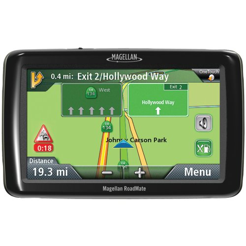 Navigation GPS MAGELLANRM5120SGLUCNOIR
