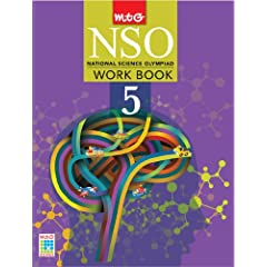MTG NSO Work Book Class 5 (Old Edition)