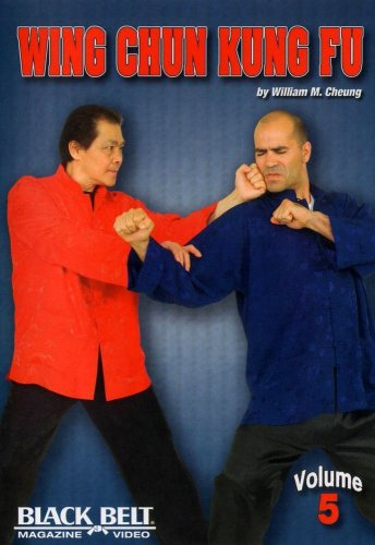 DVD : William Cheung - Wing Chun Kung Fu With William M. Cheung: Volume 5 (DVD)