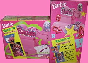 Barbie Doll Fashion Decorator System with Refill Kit (1993)