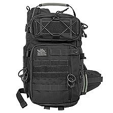 buy Vanquest Javelin 2.0 Vslinger Left-Shoulder Slingpack (Black)