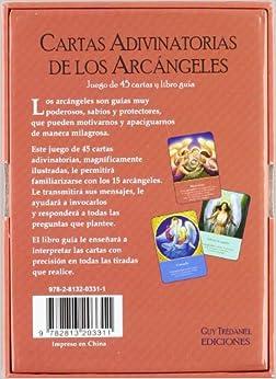 CARTAS ADIVINATORIAS DE LOS ARCANGELES: DOREEN VIRTUE