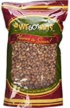 Raw Redskin Peanuts Unsalted 5LB Bag Bulk - We Got Nuts