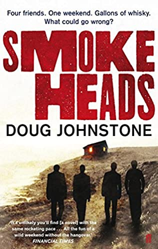 book cover of Smokeheads