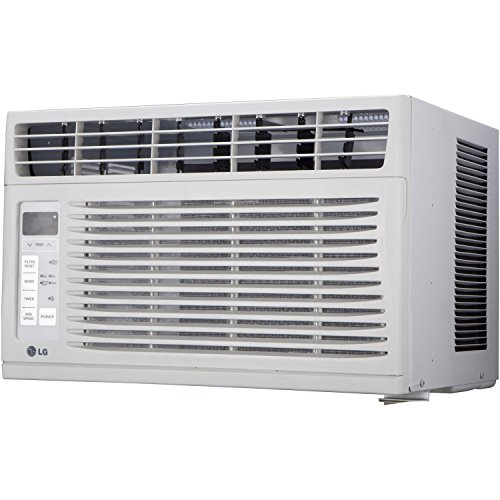 LG LW6015ER 6,000 BTU 115V Window-Mounted Air Conditioner with Remote Control (Window Air Conditioner compare prices)