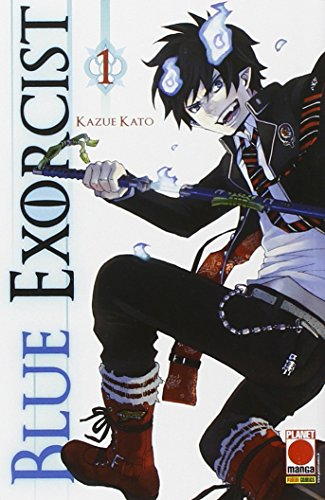 Blue Exorcist Seconda Ristampa 1