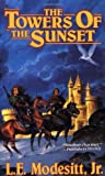 img - for The Towers of the Sunset (Recluce series, Book 2) book / textbook / text book