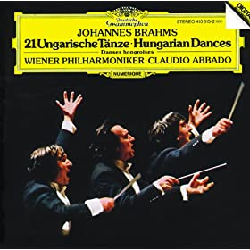 Brahms: 21 Hungarian Dances