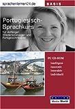 echange, troc Udo Gollub - Sprachenlernen24.de Portugiesisch-Basis-Sprachkurs CD-ROM für Windows/Linux/Mac OS X (Livre en allemand)