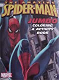 The Amazing Spider-Man Jumbo Coloring 3 Book Set (1601392052) by Marvel