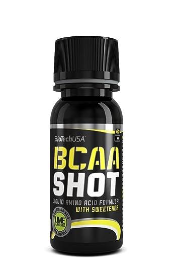Biotech USA BCAA Shot, 20x60ml Trinkflaschen