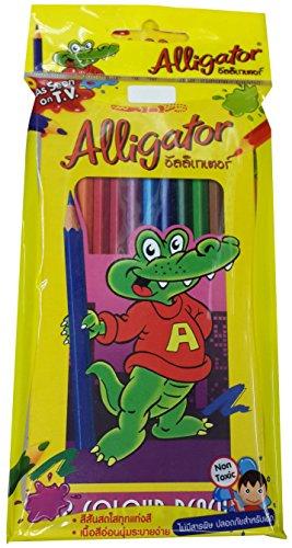 Alligator Colored Pencils