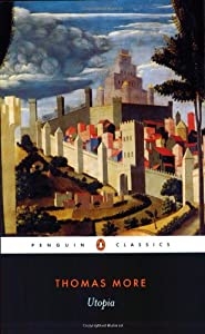 "Cover of ""Utopia (Penguin Classics)"""
