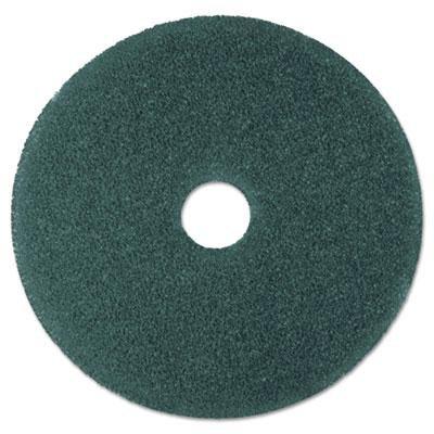 "Brand New 3M Cleaner Floor Pad 5300 19"" Blue 5/Carton"