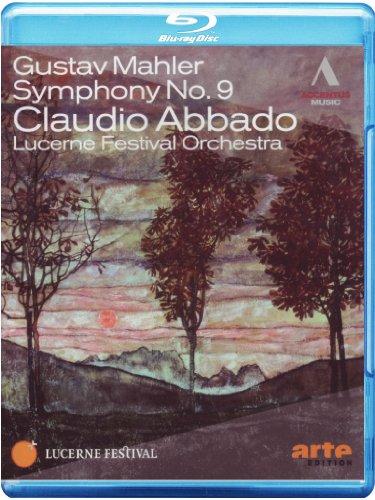 Mahler: Symphony No. 9 - Claudio Abbado & Lucerne Festival Orchestra [Blu-ray] (Mahler Symphony No 9 compare prices)
