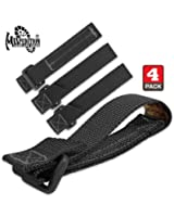 Maxpedition 3-Inch Tactile - Pack Of 4