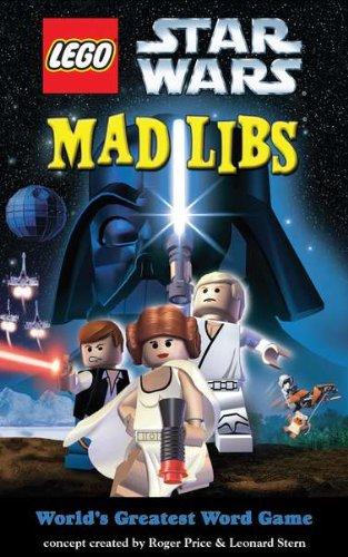 LEGO Star Wars Mad Libs JungleDealsBlog.com
